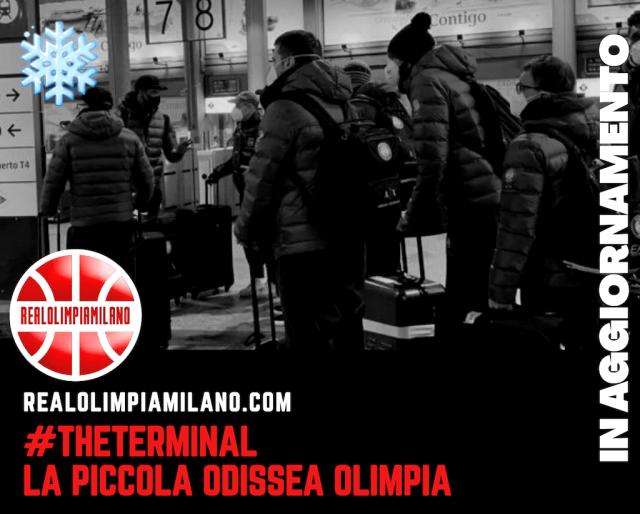 Olimpia Milano Rientro