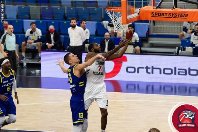 Serie A2: Recupero amaro per Urania, Verona vince 72-75