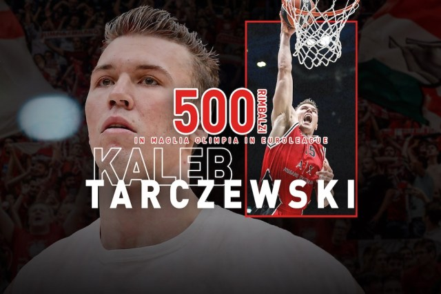 Kaleb Tarczewski 500