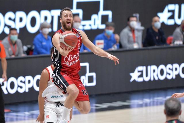Alessandro Dalla Salda: Olimpia Milano è forte e in grande forma