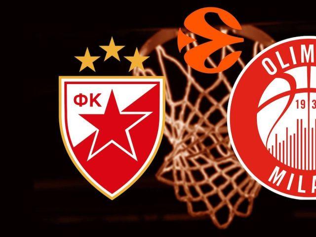 Stella Rossa vs Olimpia Milano