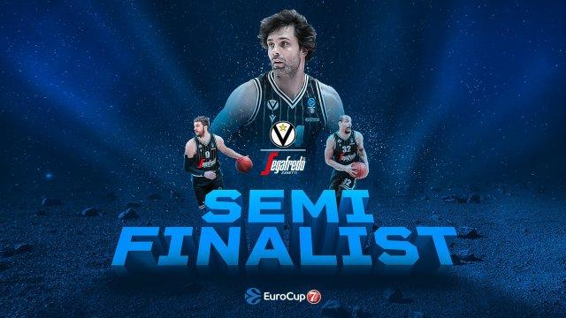 Virtus Bologna semifinale
