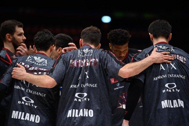 Olimpia Milano post Varese