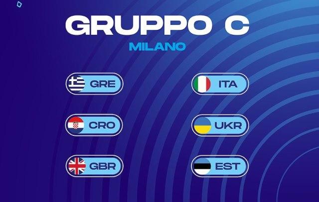 Eurobasket 2022, nel girone di Milano anche Grecia e Croazia