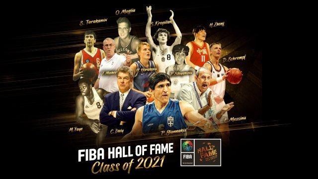 Ettore Messina Fiba Hall of Fame