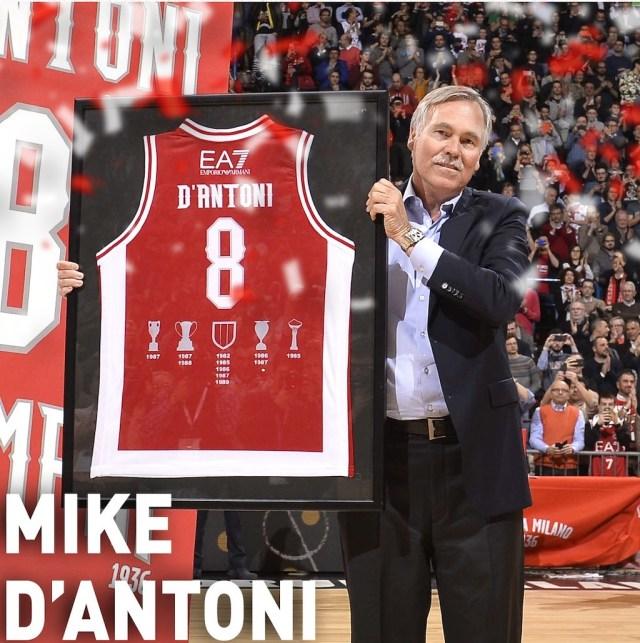 Mike D'Antoni 70