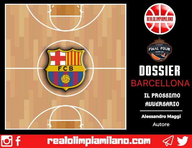 Barcellona Olimpia Milano Dossier
