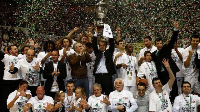 Olimpia Milano Siena