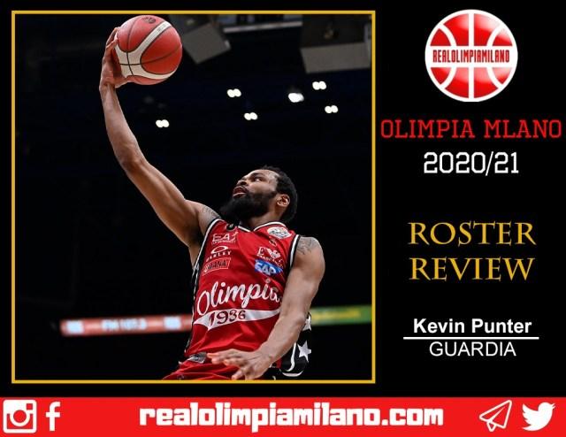 Olimpia, cosa resta della stagione 2020/21: Kevin Punter