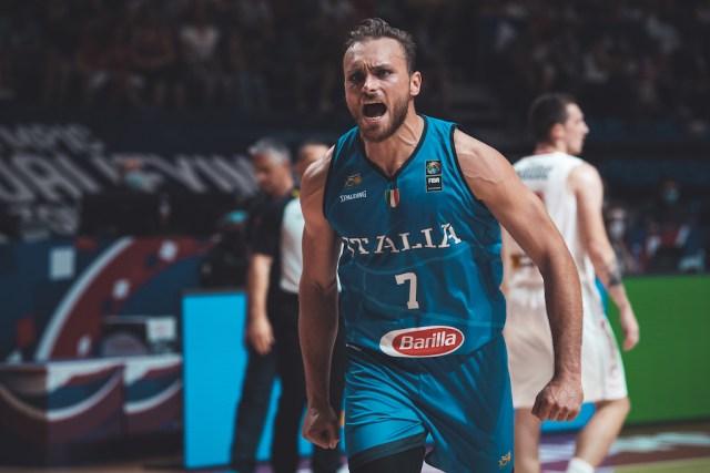 Stefano Tonut Olimpia Milano