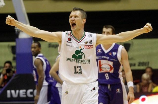 Rimas Kaukenas: Siena è storia del basket. Indimenticabile quel che abbiamo vissuto