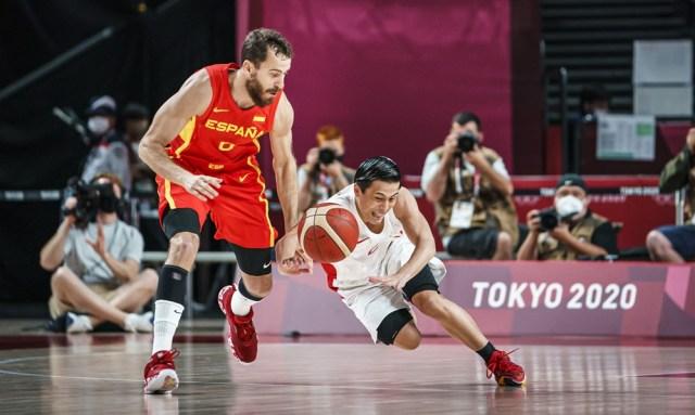 Sergio Rodriguez, esordio con vittoria alle Olimpiadi con la Spagna