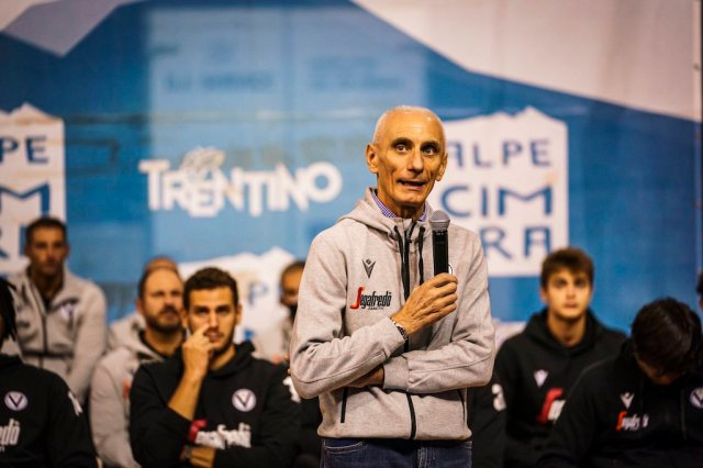 Luca Baraldi Olimpia