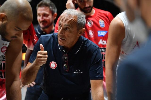 Messina: Fatto con serietà il nostro compito, con Brindisi non sarà facile