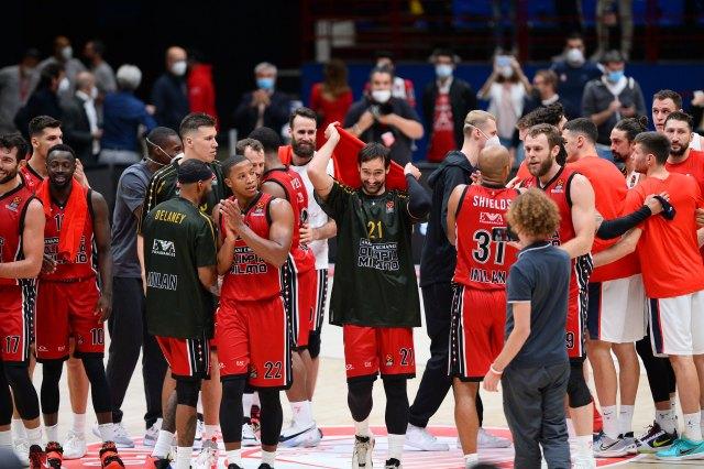 Olimpia Milano Cska highlights