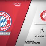 Bayern Olimpia Milano highlights