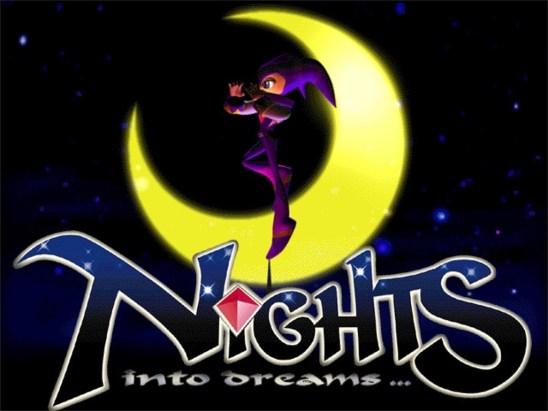 Nights into Dreams Logo
