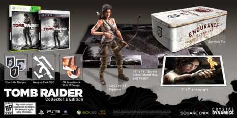 Collector's edition view