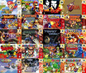 n64 titles