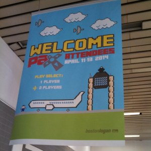 PAX welcome