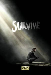TWD survive season 5 poster