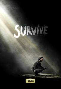 TWD survive season 5 poster