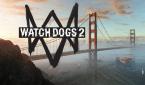 Watch Dog 2 Logo with Golden Gate Bridge in Background