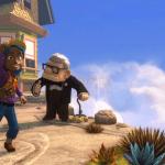 Pixar Rush - Up #1