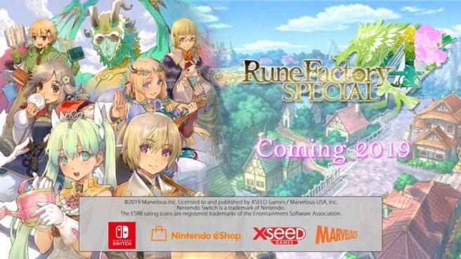 Rune Factory 4 Special E3 2019 trailer released | REAL OTAKU GAMER