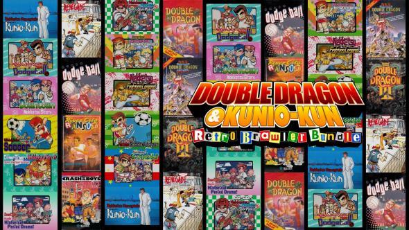 Retro Heaven Double Dragon Kunio Kun Retro Brawler Brawler Review Real Otaku Gamer Real Otaku Gamer Is Your Source For Geek Culture Goodness