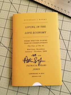 Living in the Love Economy, slipcase