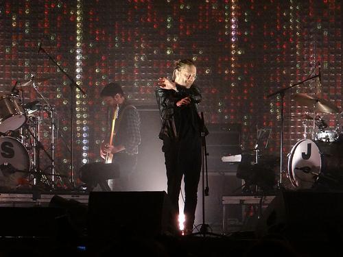 Do Poets Dig Radiohead?