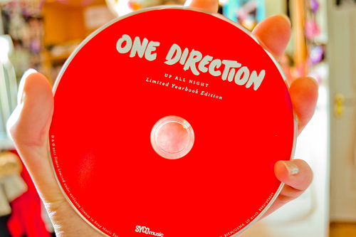 one direction cd photo