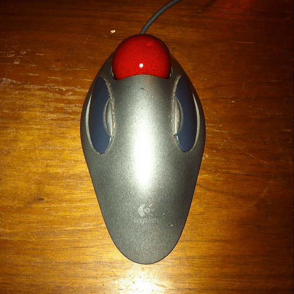 My mouse is dirty sounds dirty.