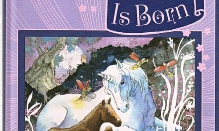 A Unicorn Is Born by Trinie Dalton