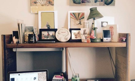 From the Desk of … Emilia Phillips