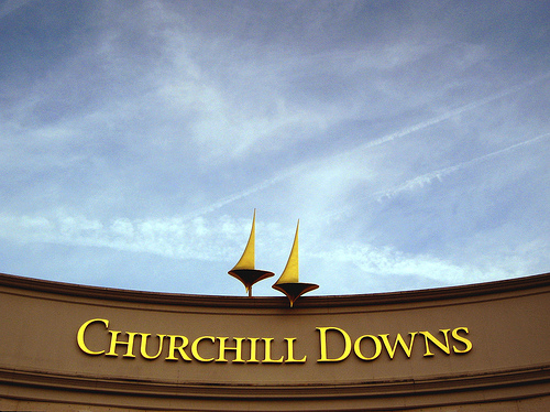 churchill downs photo