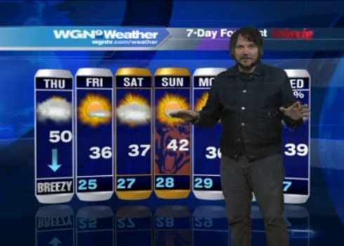 The Weather Report – April 27, 2015