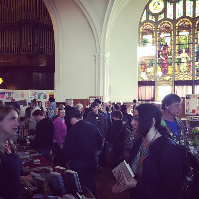 Virtual Browsing: Buffalo Small Press Book Fair