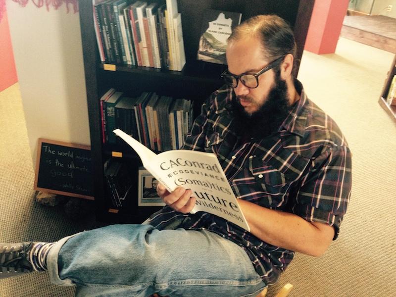 Kyle Harvey Reading CA Conrad