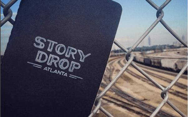 Instagrammers-in-Residence: StoryDrop