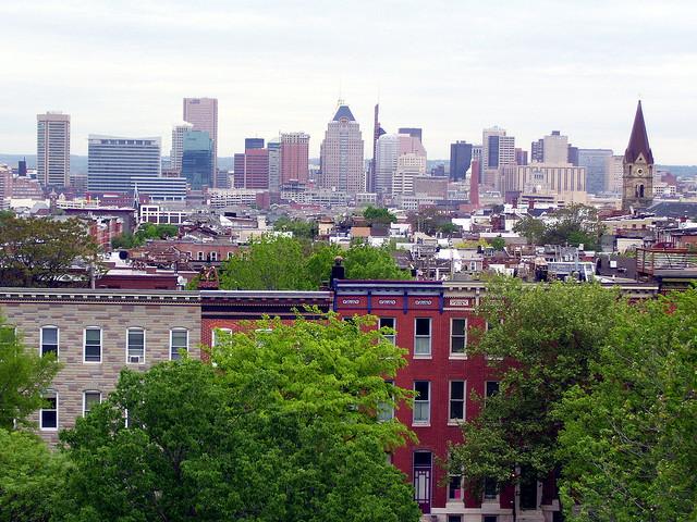 Tracy Dimond on Baltimore