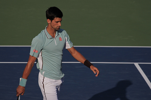 novak djokovic photo