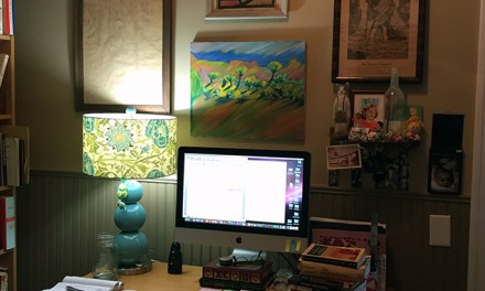 From the Desk of … Christine Rice