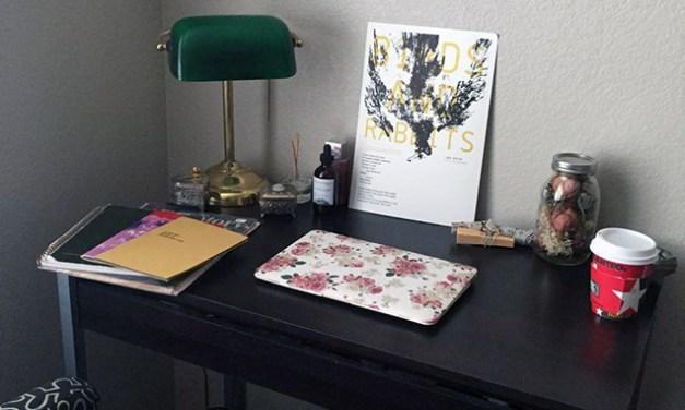 From the Desk of … Elle Nash