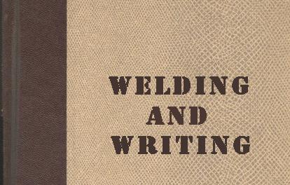 Welding & Writing