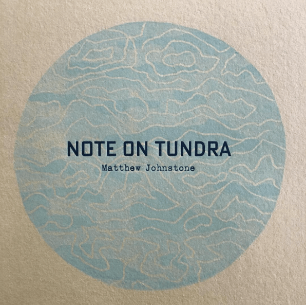 """And TA-DA! Jeff nailed the final run on @hemouthsmewrong 's """"Note on Tundra"""" cover. Can't wait to get this book out in the world!"""
