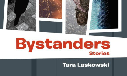 Dine with Tara Laskowski's new book BYSTANDERS