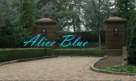 Alice Blue was beautiful and she still is