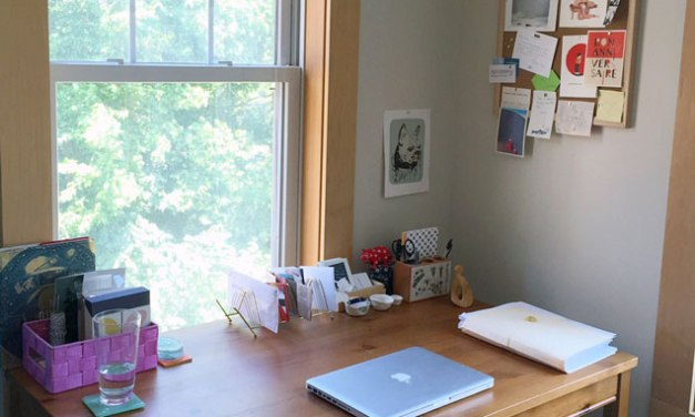 From the Desk of … Chloe Benjamin